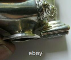 Ancien Rare Sceau Door Card Massif Cachet Old Seal 12 CM Popular Art