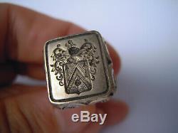 Ancient Seal Silver Seal Coat