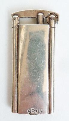 Antique Silver Lighter Lighter 800 Silver Lighter Art Deco