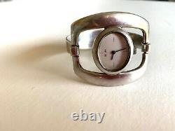 Bracelet Watch Antique Suja Solid Silver