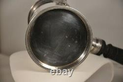 Chocolatiere Old Sterling Silver Antique Solid Silver Chocolate Pot Lefebvre
