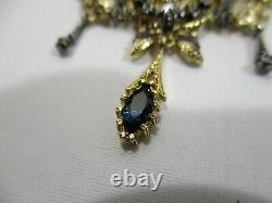 Former Bijou Necklace In Silver Vermeil And Pierre Size Jewelry Necklace Silver