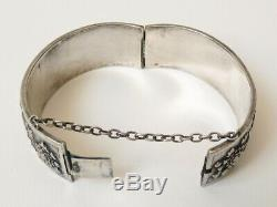 Former Bracelet Silver 19th Century Silver China Indochina