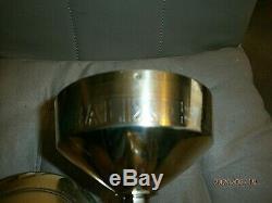 Former Chalice Patene + + Box / Silver Gilt Minerva / France / St Quentin