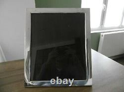 Former Large Photo Frame In Solid Silver