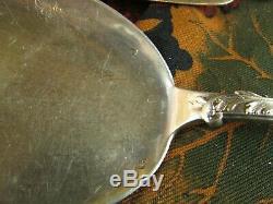 Former Service Vacherin Ice Massive Silver Punch Neck Brace Brace Epok Nineteenth