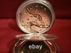 Gousset Silver Lip Type Soap Current Watch Ancient Gousset