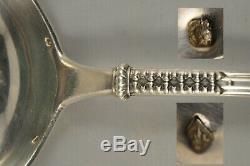 Ladle Old Sterling Silver Minerve Antique Solid Silver Ladle 300gr