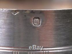 Lot 7 Timpani In Silver, Silver Goblets Veterans XIX Minerva