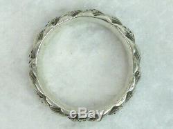 Old Bracelet Morocco-debouou-middle Atlas Punch Au Belier 315gr