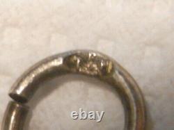 Old Jewellery Fimsup Door Happiness Pendant Bebe Mobile Automate Silver Jewel