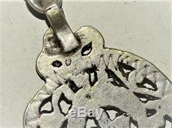 Old Necklace Handmade Necklace Silver & Hand Fatma Africa Maghreb North