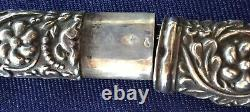 Old Need For Solid Silver Sewing Charles X 19th Antique Sewing Set