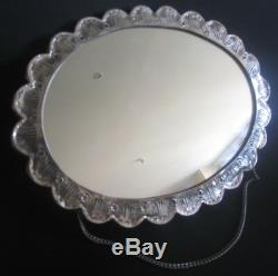 Old Wedding Mirror Sterling Silver 900 Silver Mirror Wedding Modesty