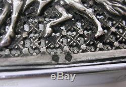 Rare Lighter Nova Sterling Silver Essence Old Collection