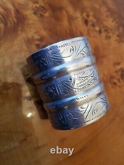 Silver Bracelet Massive Tunisia Berbere Maghreb Former Djerba Jerba