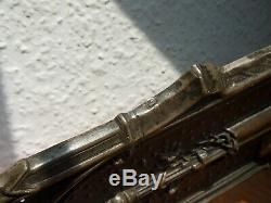 Superb Very Rare Ancient Silver Stoup Époque19ème