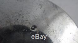 Ancien pot a lait couvert argent massif poincon minerve XIXe louis XV rocaille