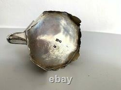 Ancien pot a lait crémier en argent russe 84 daté 1899 silver russian creamer