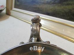 Ancienne sauciere en argent massif poincon minerve epoque 19 eme style L XV
