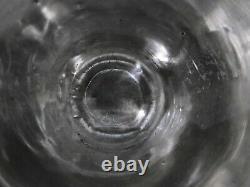 Ancienne timbale en argent massif XVIII sur piedouche