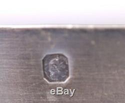 Lot 7 Timbales En Argent Massif, Gobelets Anciens XIX Minerve Silver