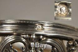 Saliere Saleron Ancien Argent Massif Antique Solid Silver Salt Cellar